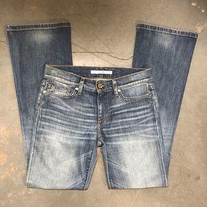 Classic Joe's Jeans Boot Cut Style Size 26
